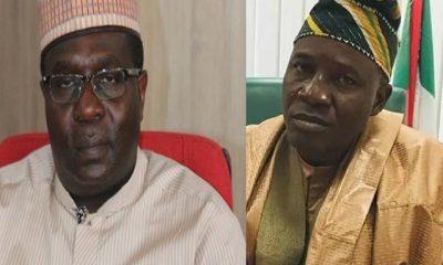 Hon Hassan Abdullahi Baiwa and Abdullahi Ibrahim Halims