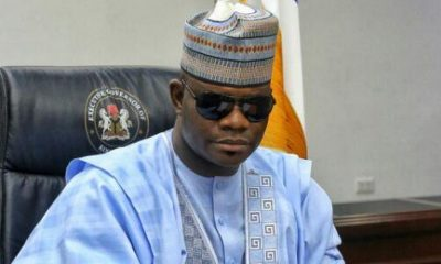 Kogi State Governor Yahaya Bello