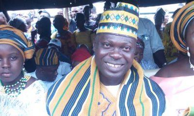 Chairman of the once reverred Igala Cultural and Development Association (ICDA) of Kogi East Senatorial District, Sadiq Abubakar Amodu