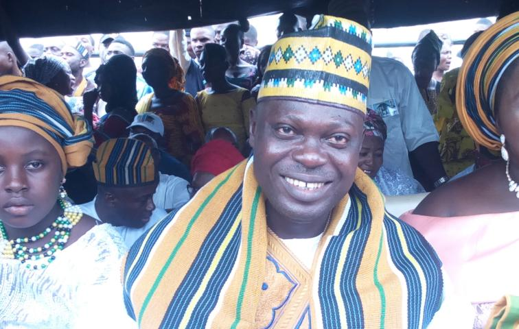 Chairman of the once reverred Igala Cultural and Development Association (ICDA) of Kogi East Senatorial District, Sadiq Abubakar Amodu