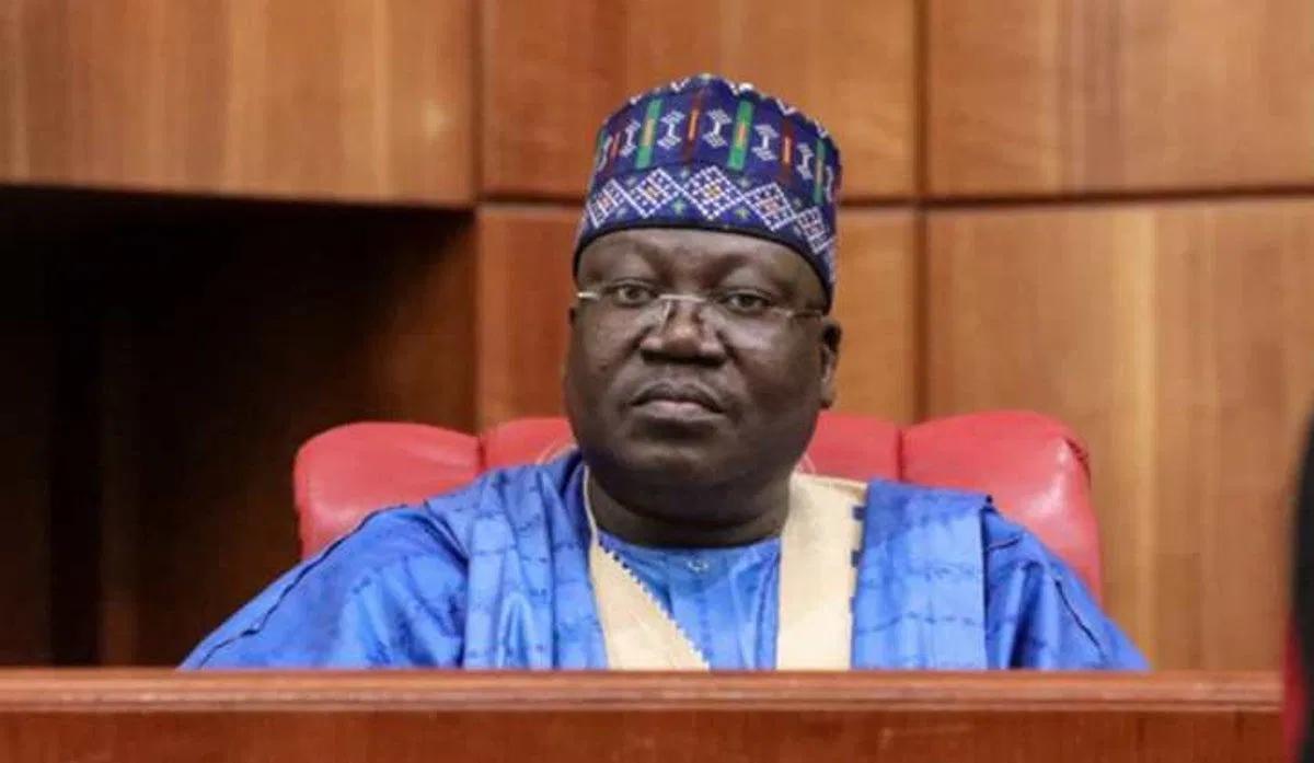 Nigerian Senate president ahmed lawan